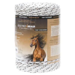 Electrobraid Electric Horse Fence